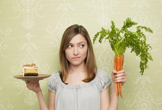 обезжиренная диета для похудения